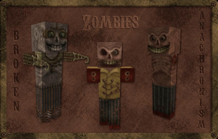 Zombies - Broken Anachronism