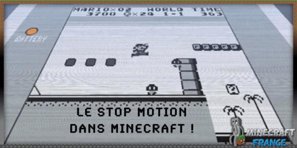 Pixel Art Minecraft France