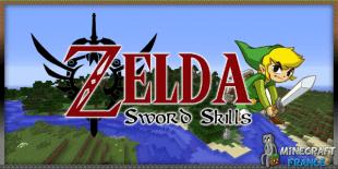 Zelda Swords Skills+