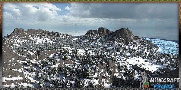 Snowy-Island