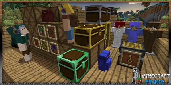 [Mod] BetterStorage [1.7.2]