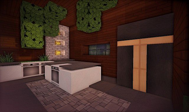 resource pack modern hd minecraft france. Black Bedroom Furniture Sets. Home Design Ideas