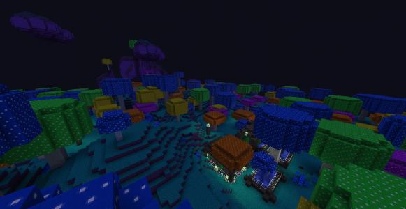 Mystérium village