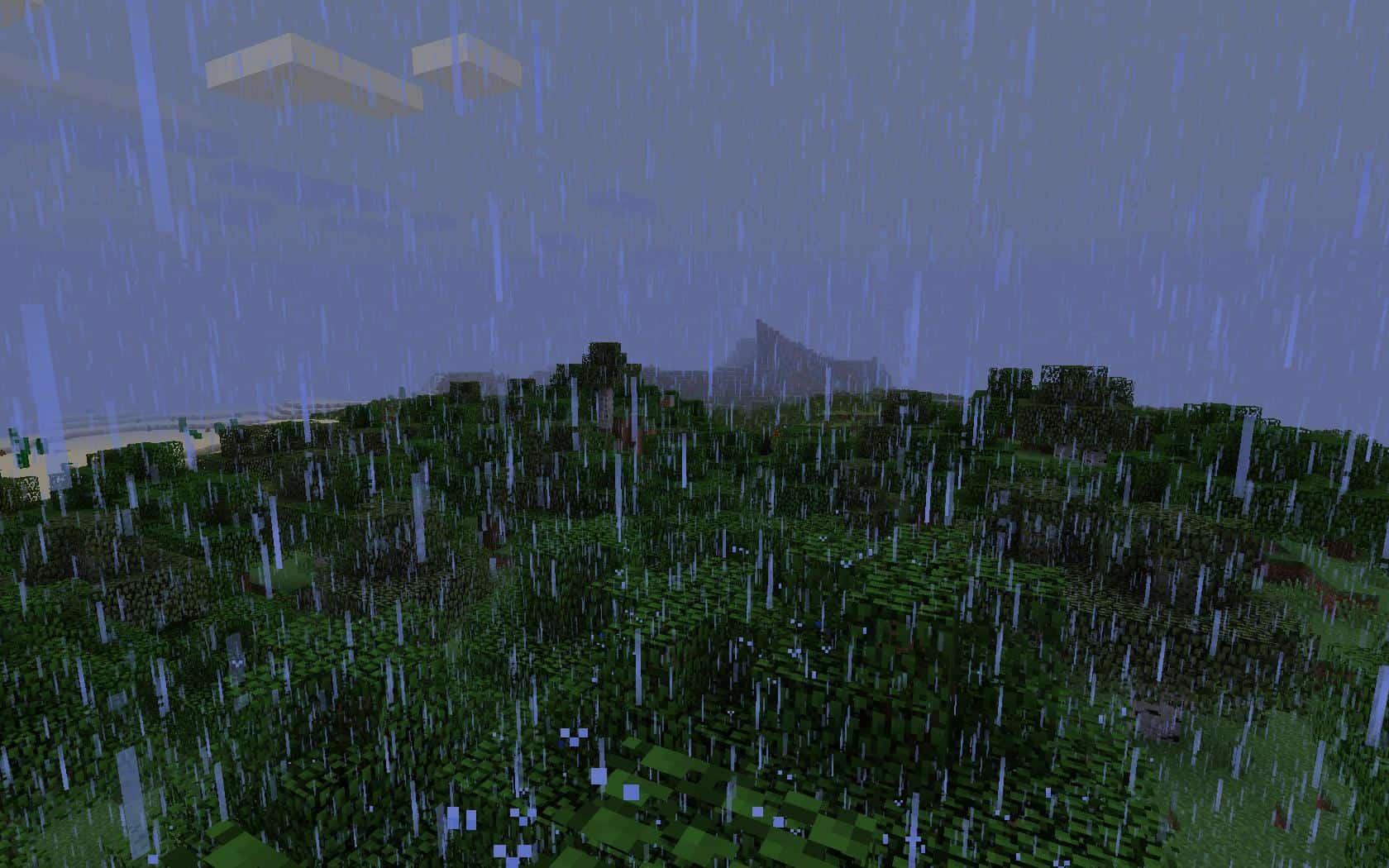 Vous voilà en pleine tempête.