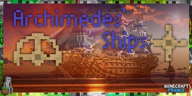 Photo of [Mod] Archimedes' Ships [1.8]