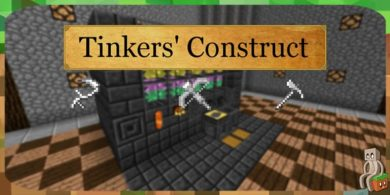 Photo of [Mod] Tinkers Construct [1.7.10 – 1.12.2]