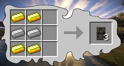 Craft porte d'usine