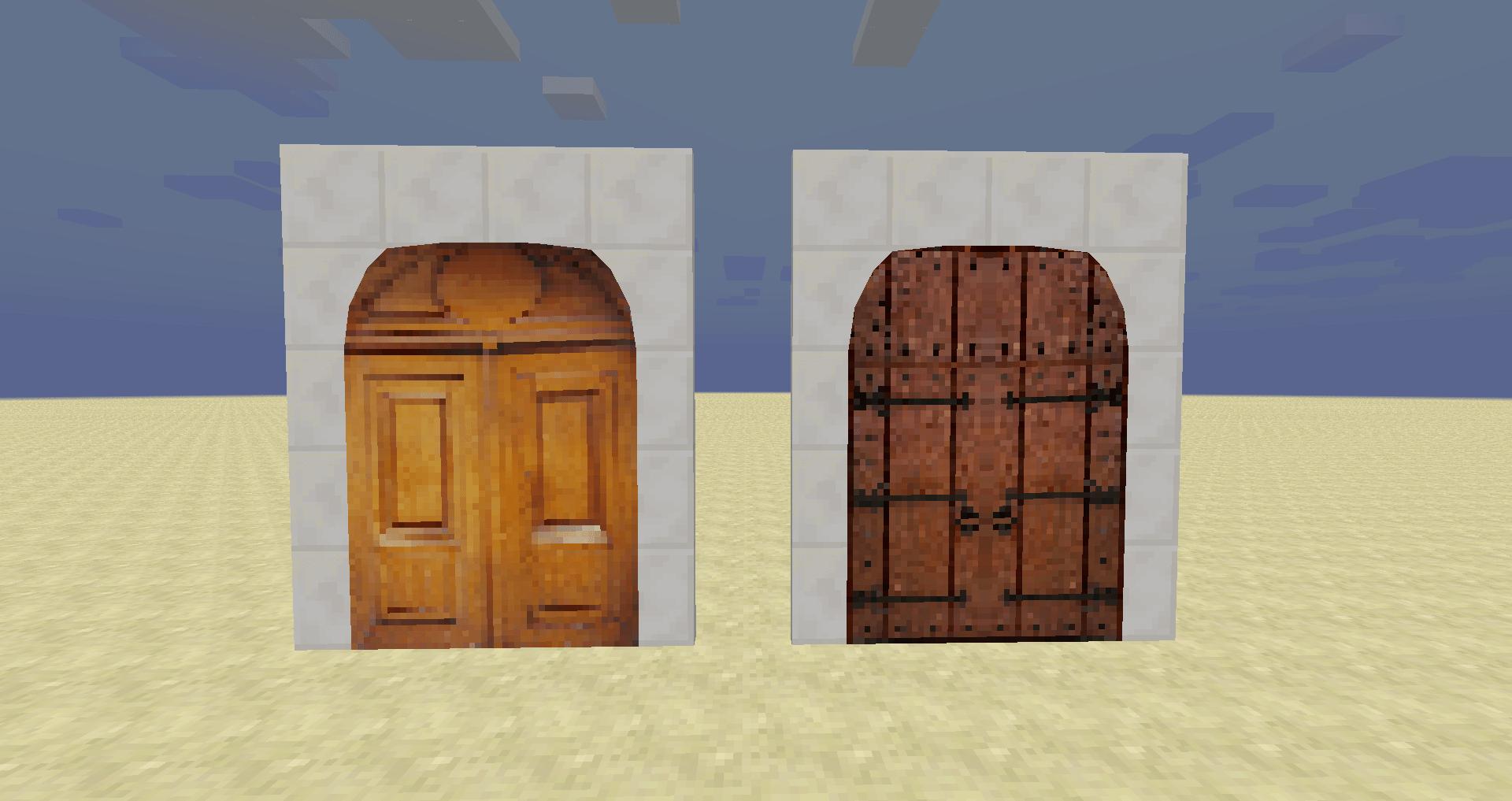 Grandes portes