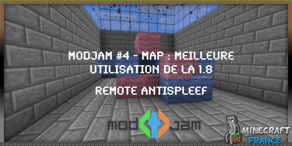 [Map] Modjam #4 : Remote Antispleef