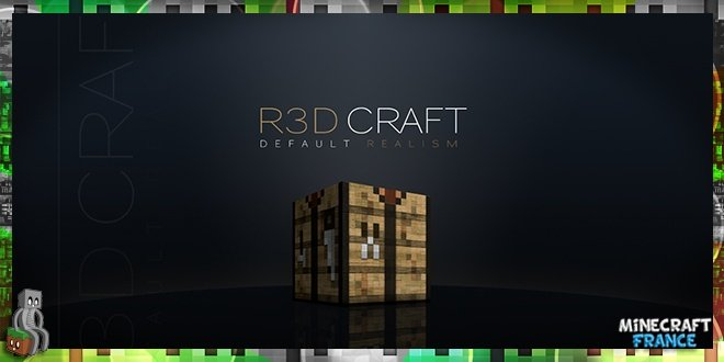 Photo of [Resource Pack] R3D Craft [1.12]