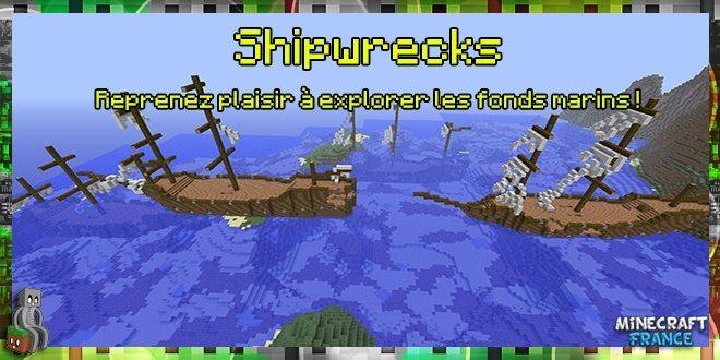 Photo of [Mod] Shipwrecks [1.8]