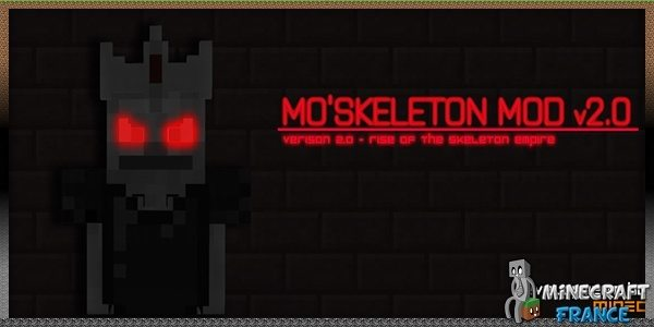 Photo of [Mod] Mo' Skeletons Mod [1.7.10]