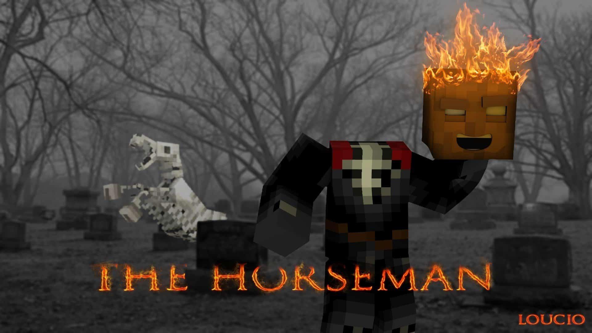 the_headless_horseman__minecraft_wallpaper__by_loucio25-d849q1b