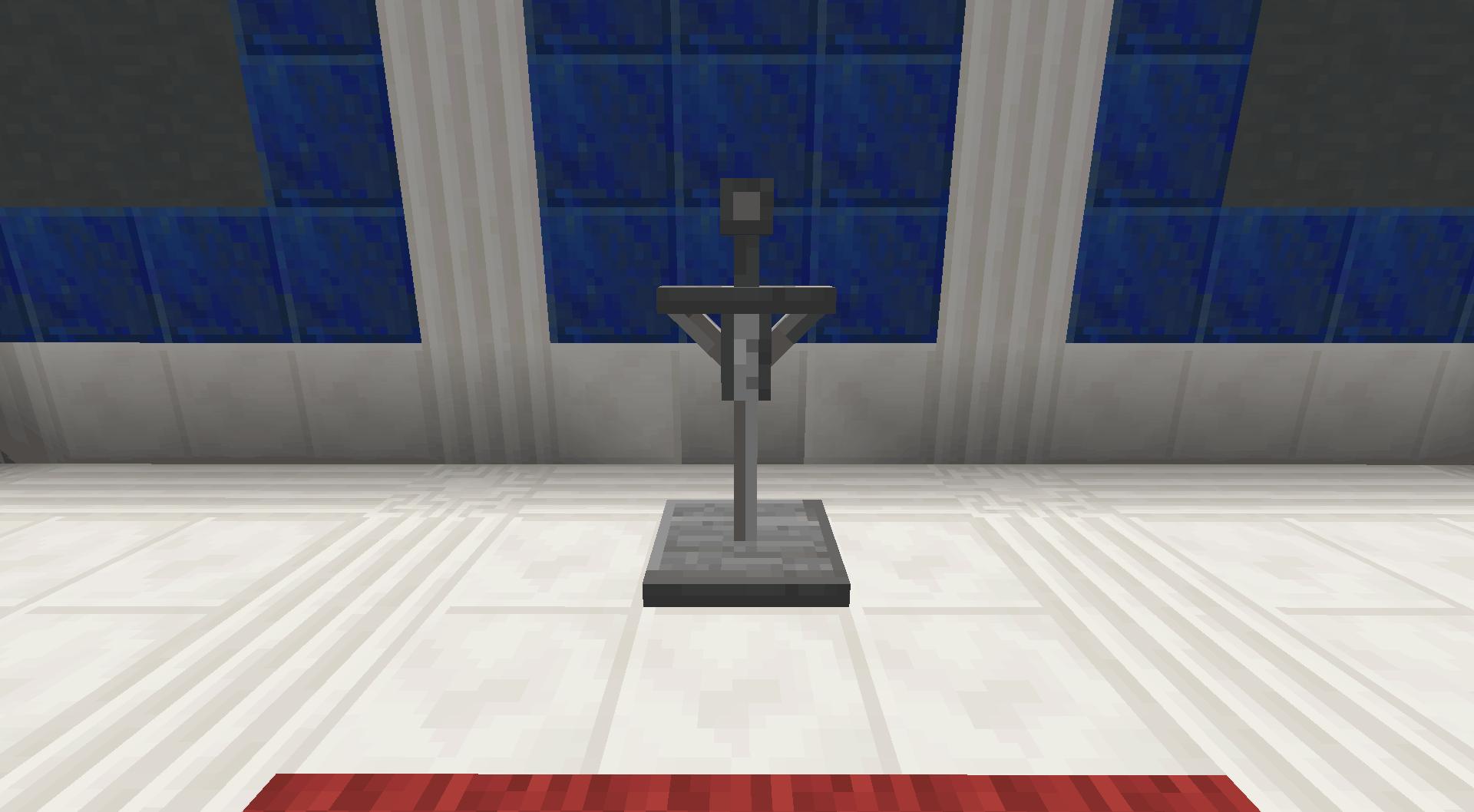 Bibliocraft - Armor Stand