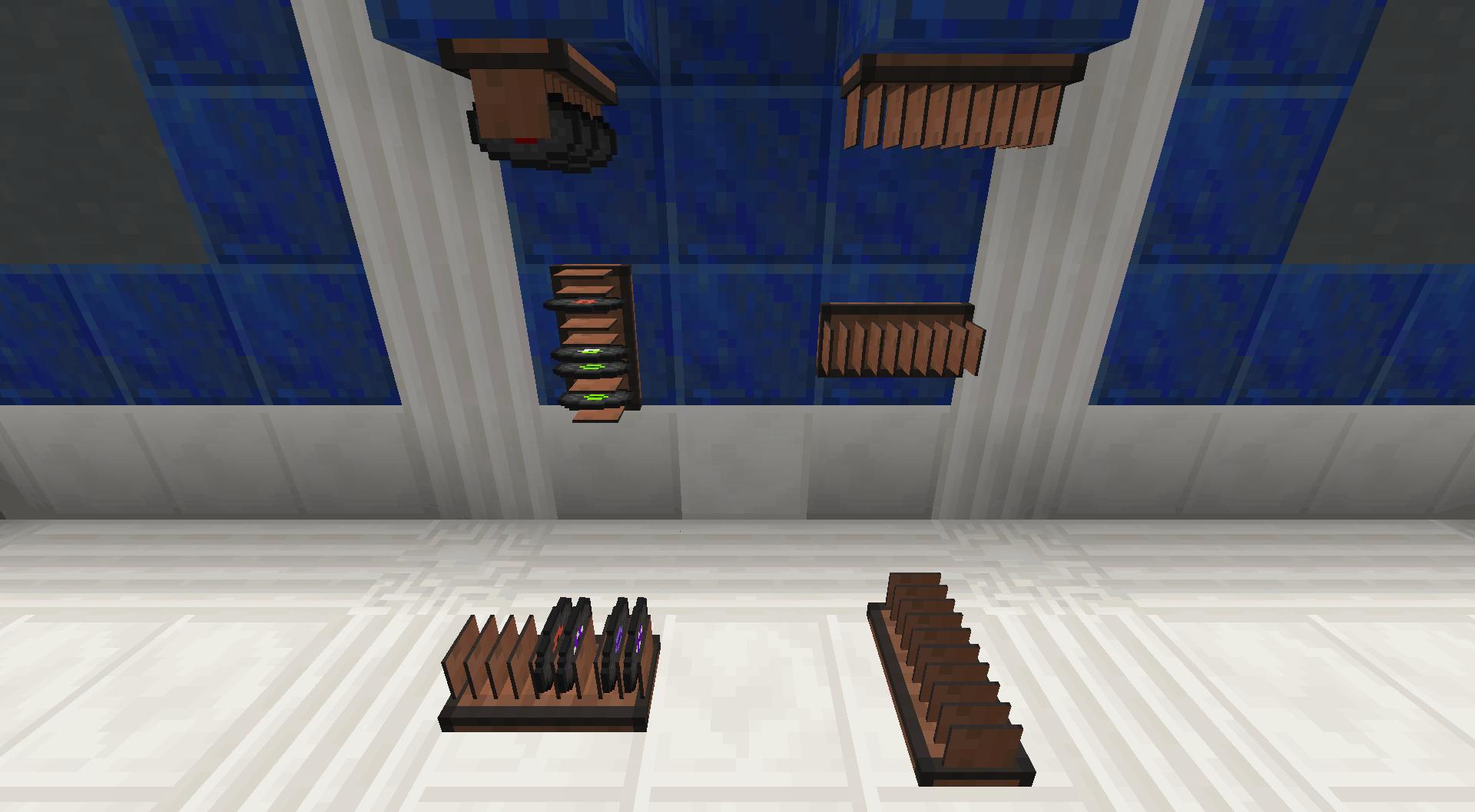 Bibliocraft - Disk Rack