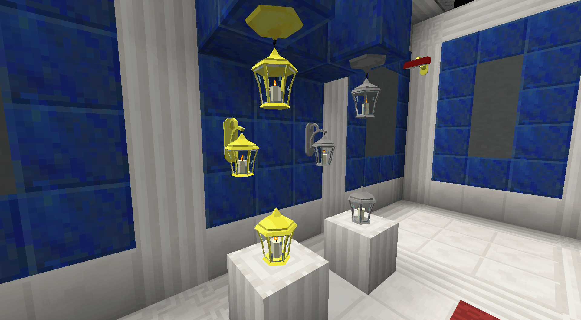Bibliocraft - Lantern