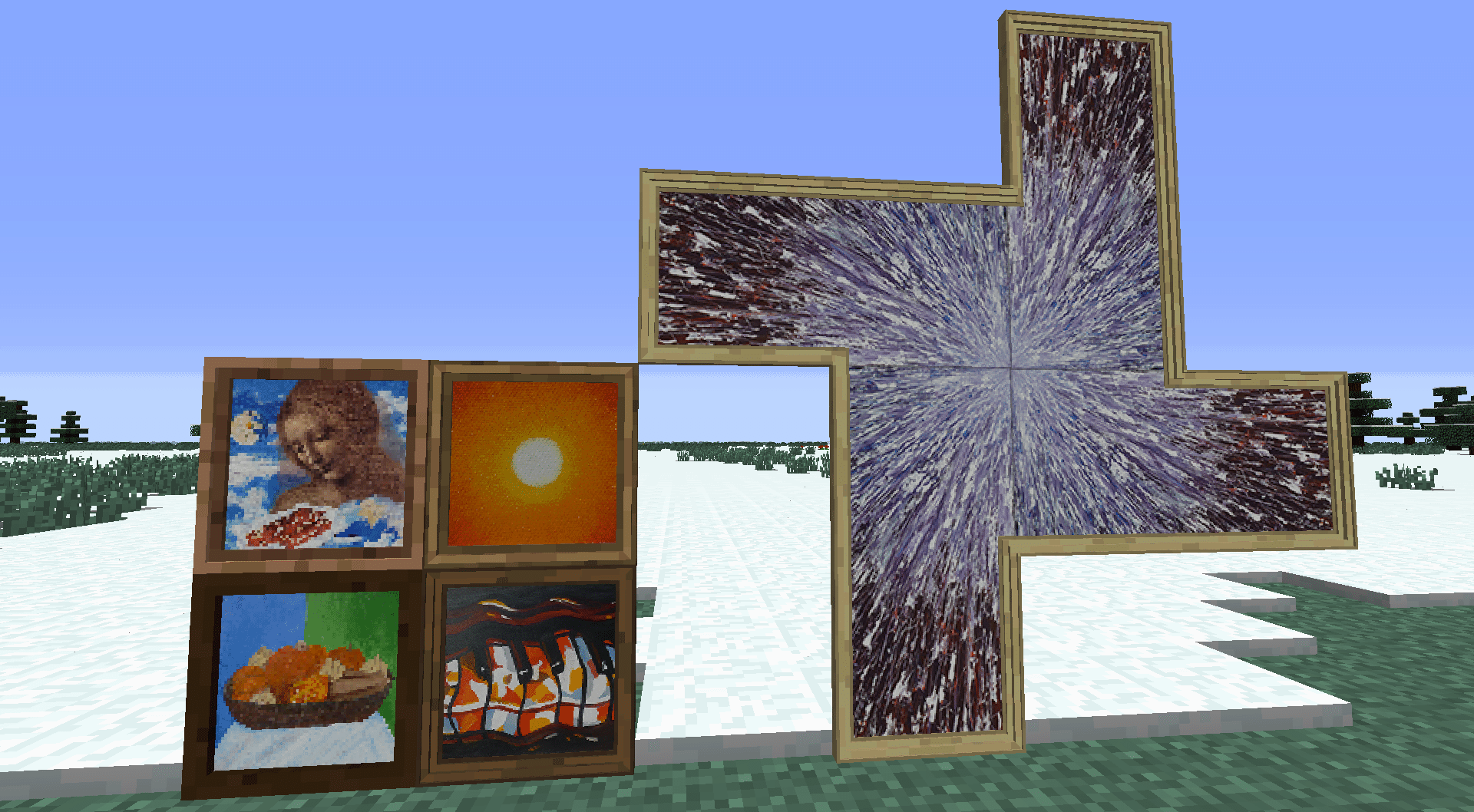 Bibliocraft - Painting Frame
