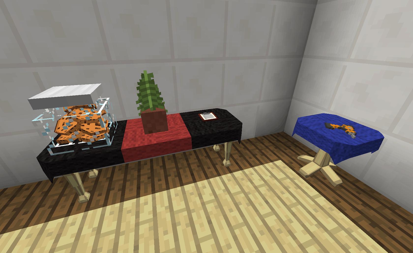 Bibliocraft - Table 2