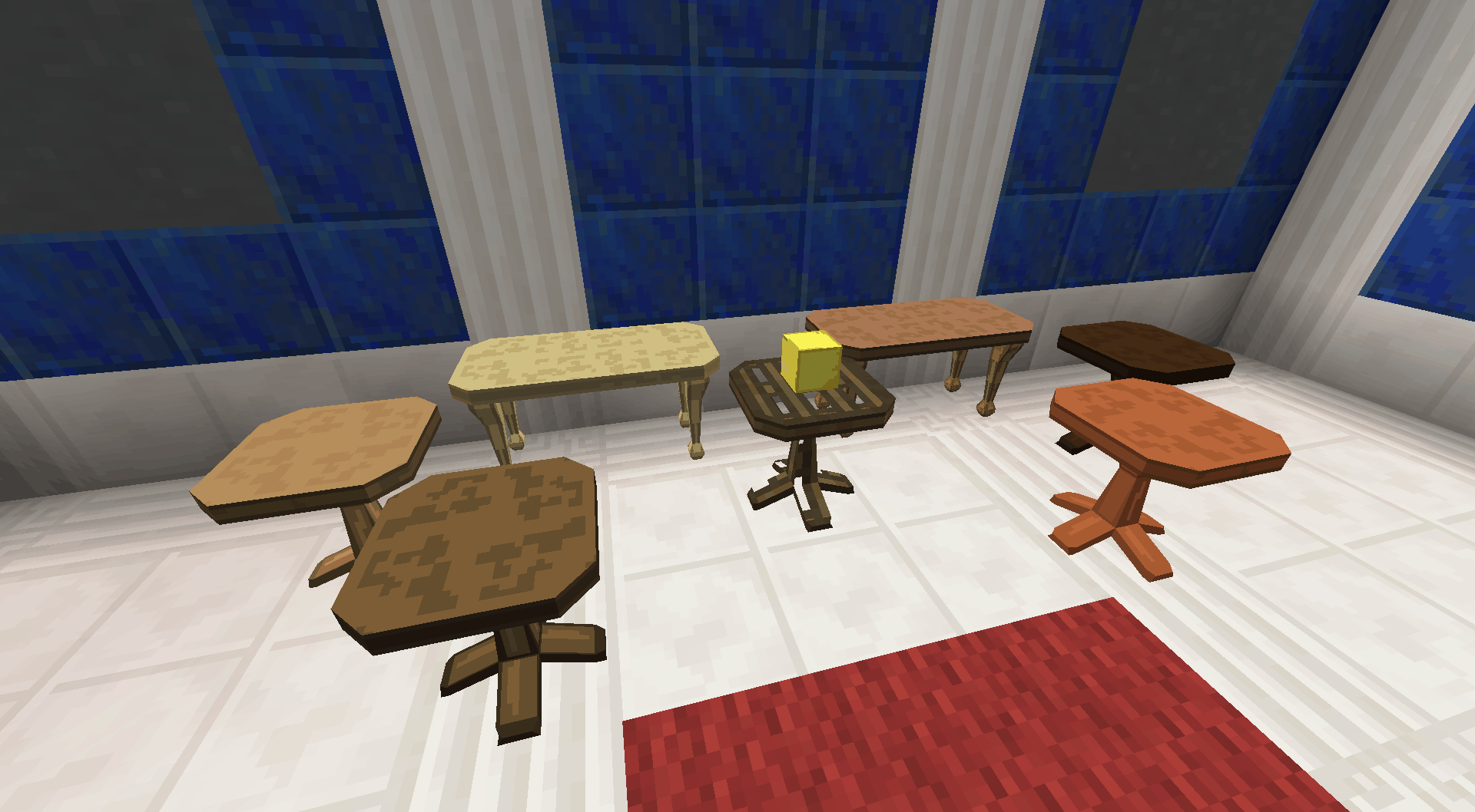 Bibliocraft - Table
