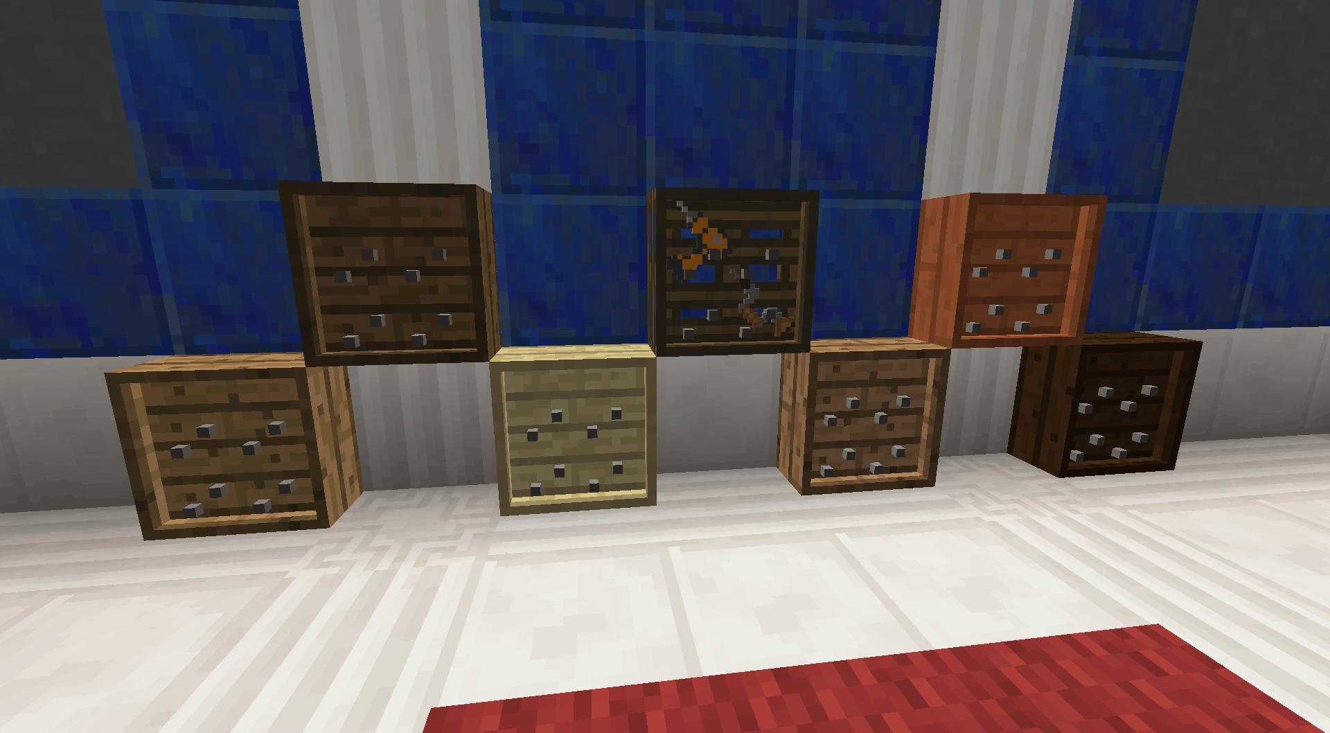 Bibliocraft - Tool Rack
