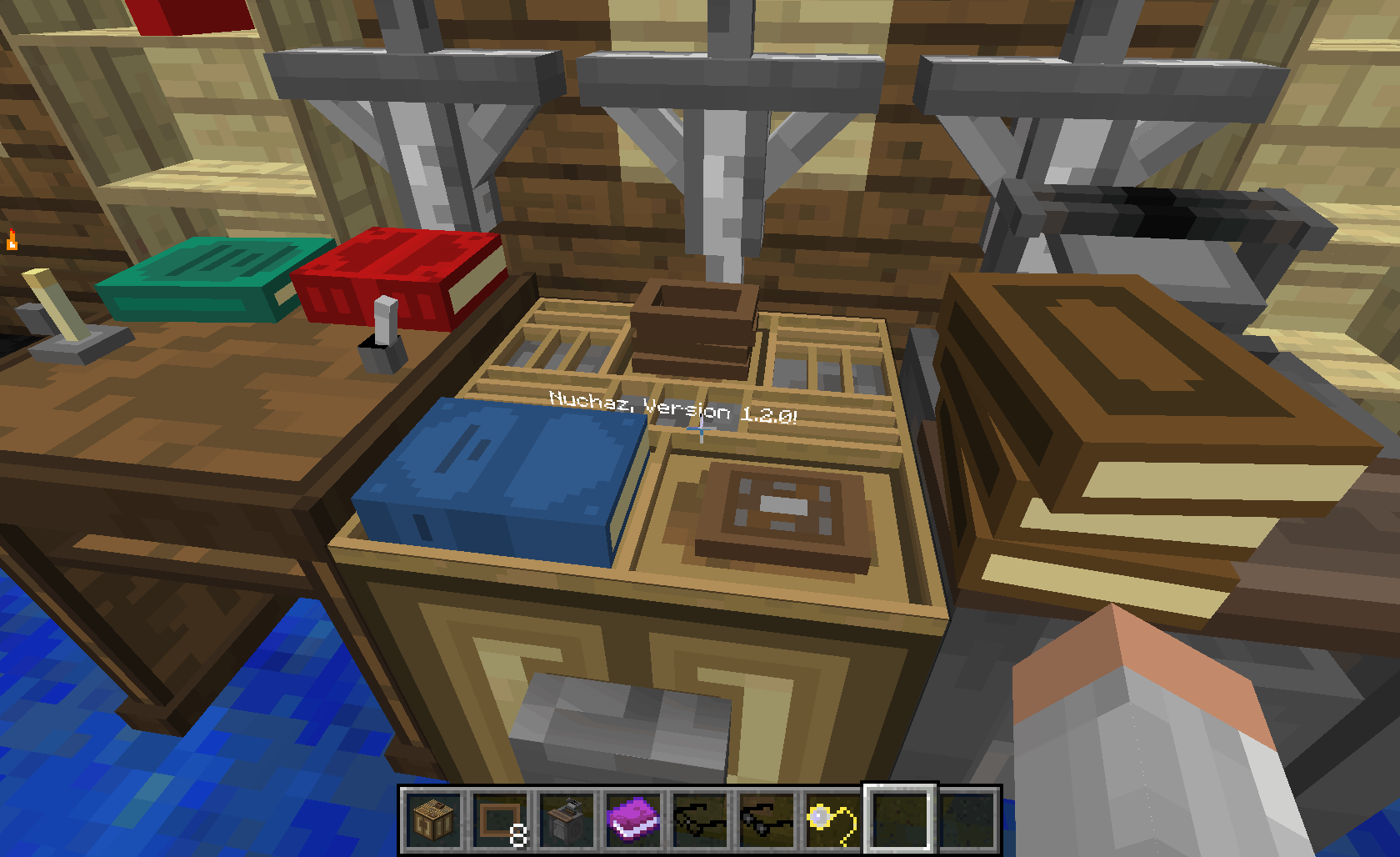 Bibliocraft - Typesetting Table 2