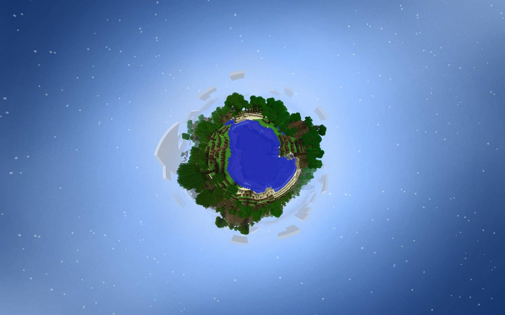 World Of Minecraft Original 2560x1600