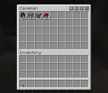caveman-inventory