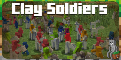 Photo of [Mod] Clay Soldiers [1.7.10 – 1.12.2]
