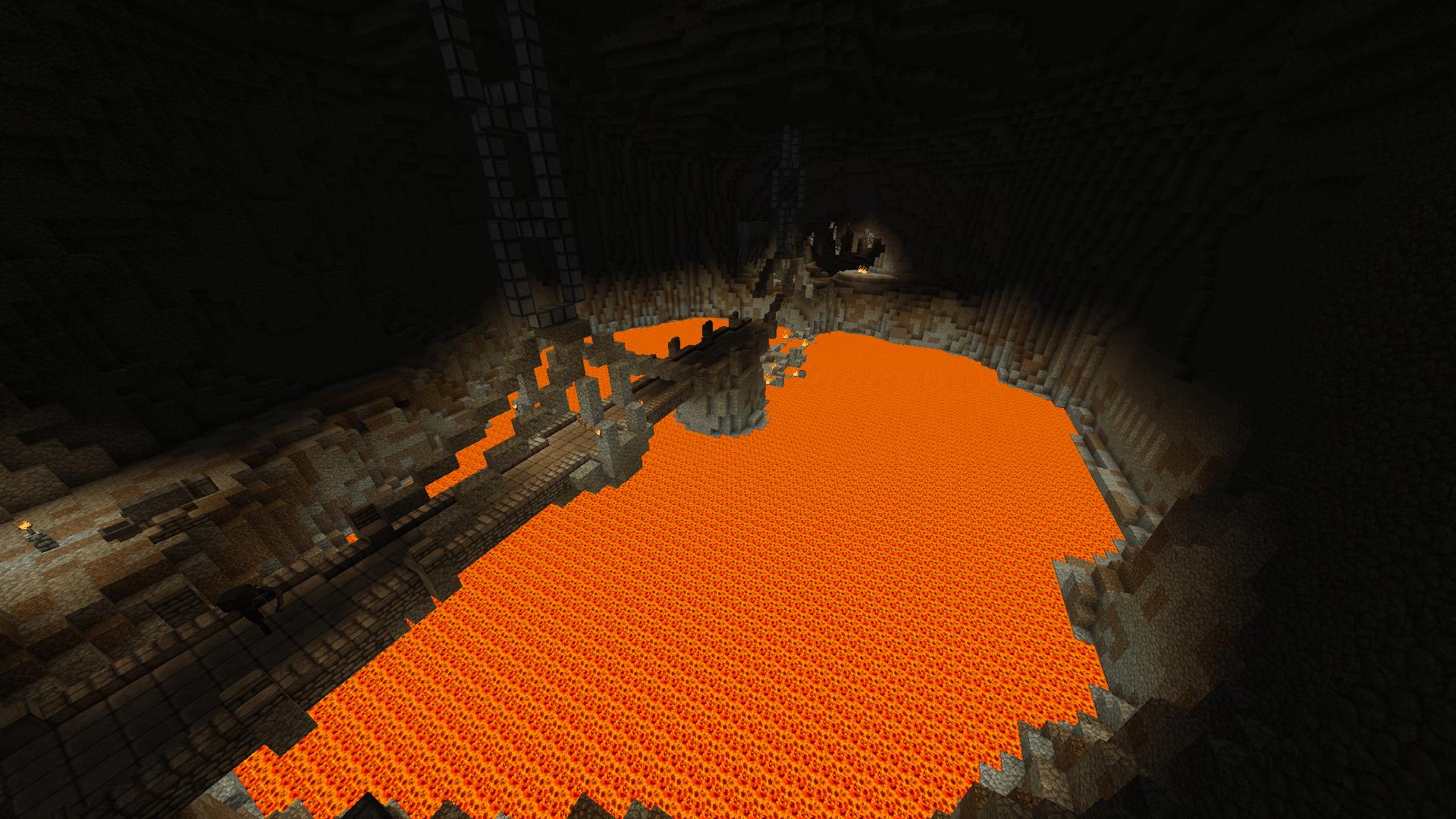 Heart of the Volcano