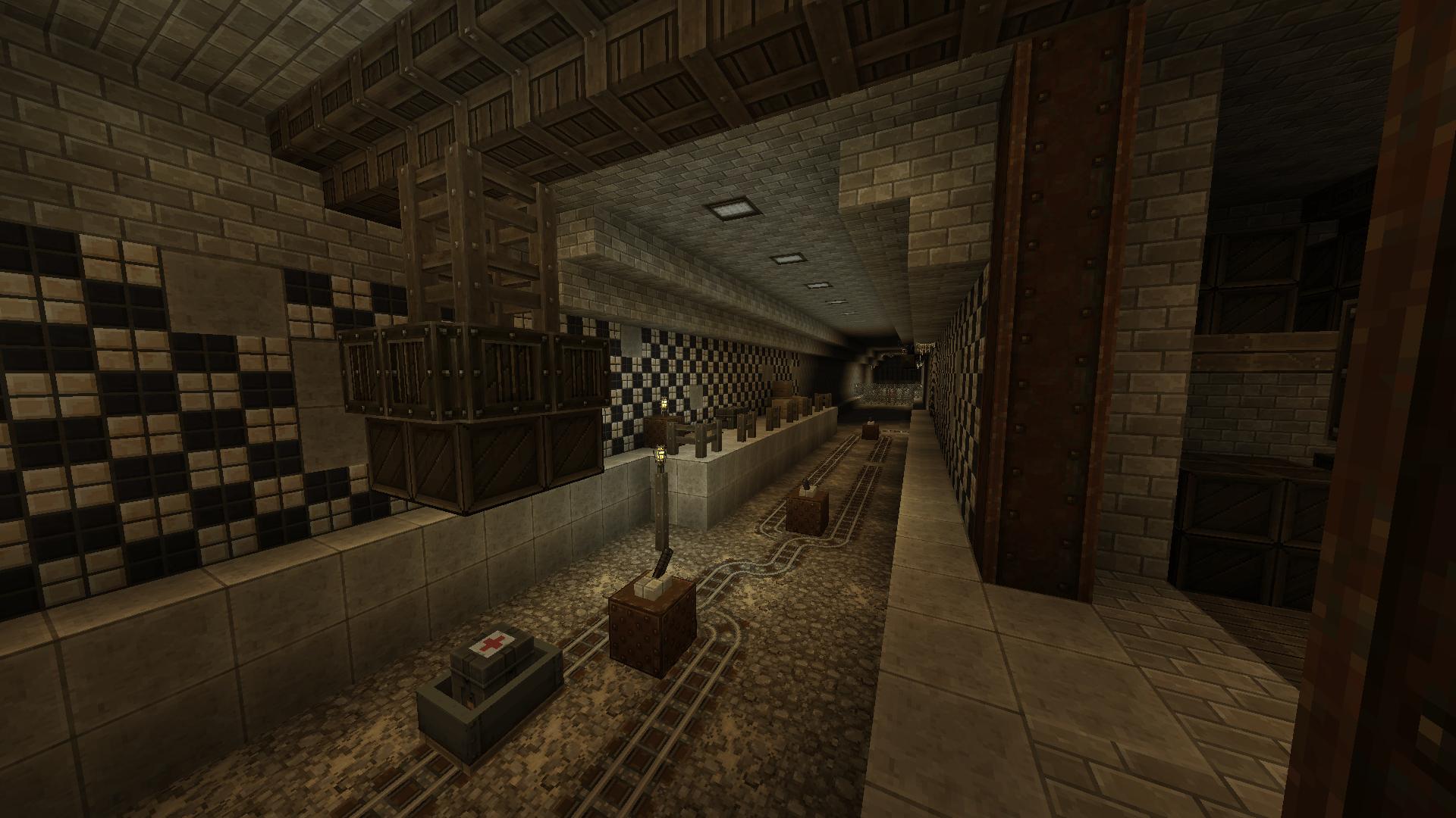 Metro Post-Apocalypse