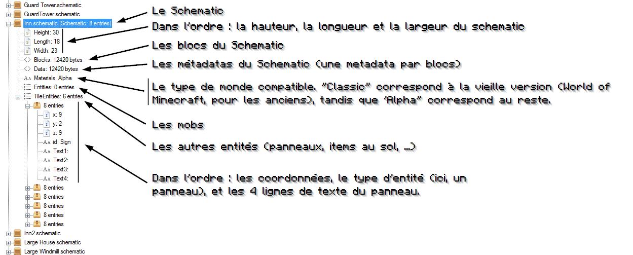 Tutoriel] Les schematics - Minecraft-France