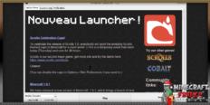 Une Launcher v1.0