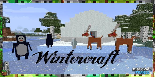 Photo of [Mod] Wintercraft [1.7.10]