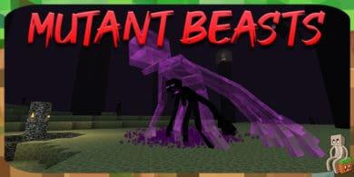 Photo of [Mod] Mutant Beasts [1.12.2 – 1.15.2]