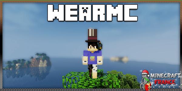 Photo of [Mod] WearMC [1.7.10]