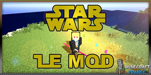 Обзор мода на майнкрафт 1.7.10: Звёздные Войны! - YouTube