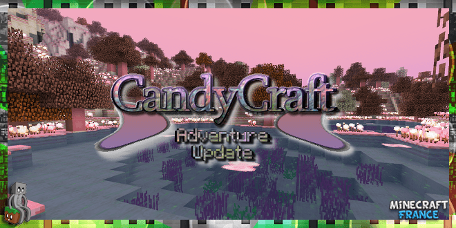Photo of [Mod] CandyCraft [1.7.10|1.8]