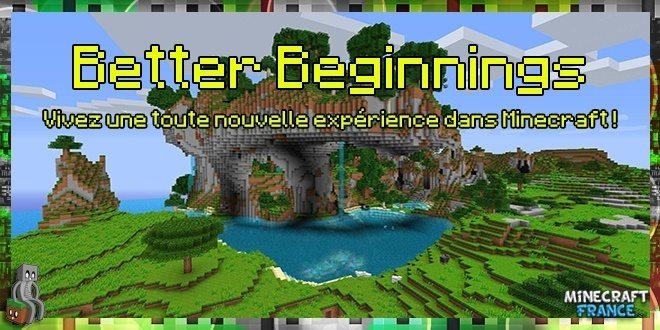 Photo of [Mod] Better Beginnings [1.7.10 – 1.10.2]