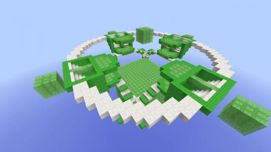C'est très le vert