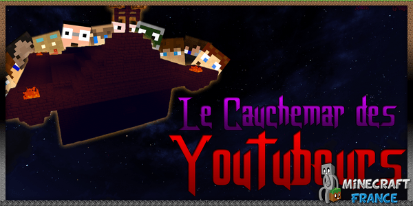 Photo of [Map] Le cauchemar des Youtubers [1.8]