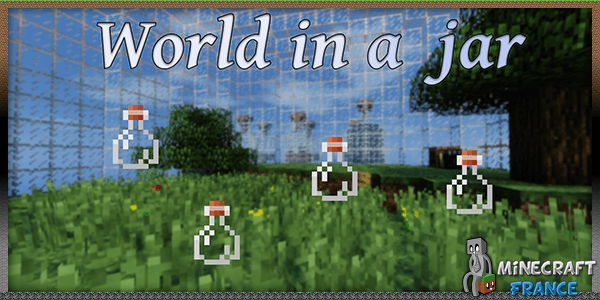 Photo of [Map] World In a Jar [1.8]