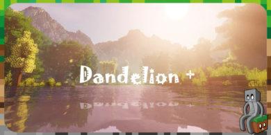 Photo of [Resource Pack] Dandelion + [1.14 – 1.15]