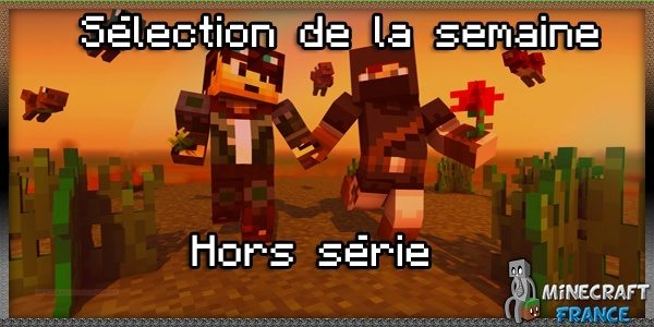 Wallpaper Sélection De La Semaine Hs Minecraft France