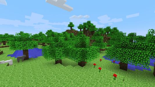 Biome O' Plenty - Biome de la version Alpha de Minecraft
