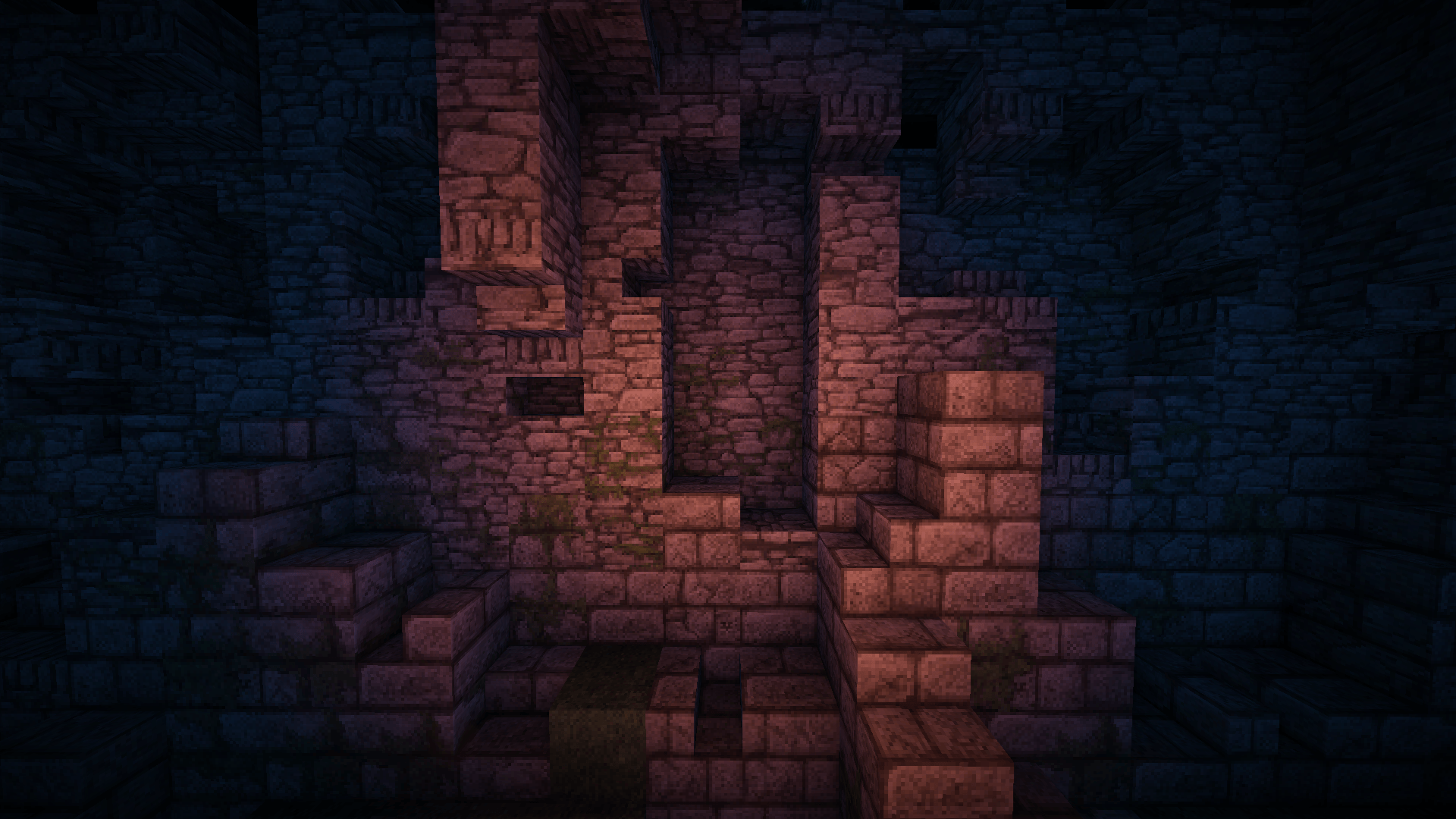 minecraft_wall_close_up_at_night_with_shaders__by_husseinhorack-d8gxep5