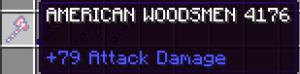 American Woodsmen