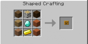 Crafting Table Craft