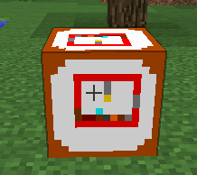 Cube maison de brique