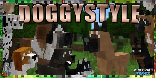 Photo of [Mod] DoggyStyle [1.7.10 – 1.8.9]
