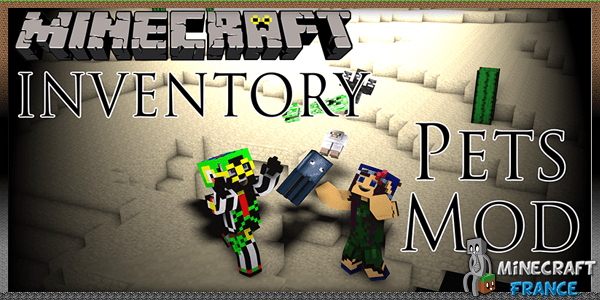 Photo of [Mod] Inventory Pets [1.7.10]
